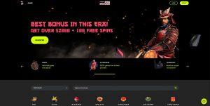 Spinsamurai online casino