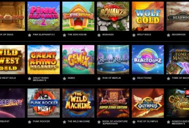 Register casino